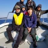 『2月24日 釣果スロー・ライトジギング スーパーライトジギングで爆釣!!』の画像