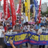 『韓国サンケン労組支援マダンが成功!』の画像