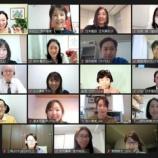 『2020年12月14日(月)開催【第7回】オンライン研究会レポート』の画像