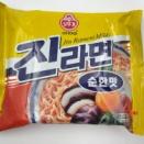 【韓国グルメ】辛ラーメンは辛いよ!って方に。ボリューミーなインスタントふくろ麺