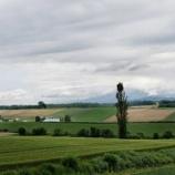 『【北海道ひとり旅】富良野・美瑛の旅『パノラマロード』パノラマロードの基点を訪問しました』の画像