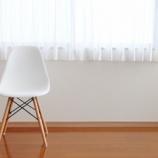 『いすは座るだけでない♪ ヨガもできますよ!』の画像