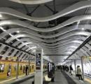 渋谷駅の新駅舎が「肋骨」に見えると話題