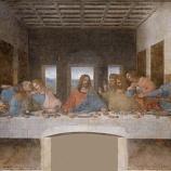 『行った気になる世界遺産 レオナルド・ダ・ヴィンチの『最後の晩餐』がある サンタ・マリア・デッレ・グラツィエ教会とドメニコ会修道院』の画像