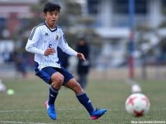 15歳の久保くん、サッカーU20代表でも一番上手い!