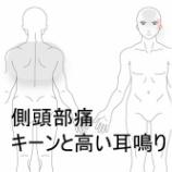 『頭痛と耳鳴り 室蘭登別すのさき鍼灸整骨院 症例報告』の画像