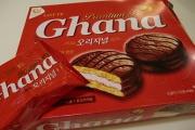 北朝鮮に向け、風船でチョコパイ3000個飛ばす