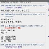 『◆SQ値速報◆ 2017ー8月限 SQ』の画像