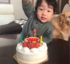 2歳のお誕生日献立あれこれ