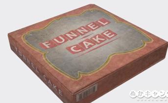ファンネルケーキ(Funnel cake)