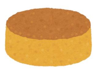 【爆笑】何回やってもスポンジケーキが均等の厚さに焼けない友達の言い訳がこうなったwwwww