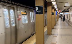 "NYの地下鉄に乗って""感じた事"""