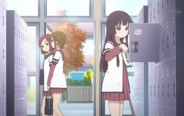 『ゆるゆり さん☆ハイ!第8話「それは、誰もが手にする笑顔のカケラ。」 感想ですわ』の画像