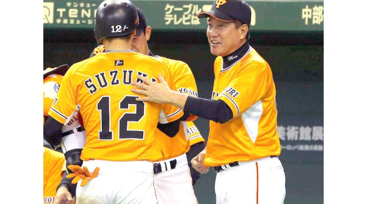 巨人は鈴木尚広2世候補を守るために長野をプロテクト外にしていた!?