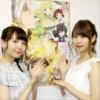 『和氣あず未さんと芹澤優さんの身長差の話題』の画像