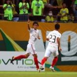 『FC岐阜 FW風間の自プロ初のハットトリック!!千葉に3-1で快勝!』の画像