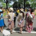 2012年 横浜開港記念みなと祭 国際仮装行列 第60回 ザ よこはま パレード その1(ミスのみなさん)