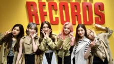 IZ*ONE『Target』のメンバーが大阪のタワーレコードに登場