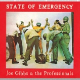 『Joe Gibbs &The Professionals「State Of Emergency」』の画像