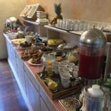 『【2017年イタリア出張】コロンビアホテルの朝食』の画像