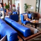『ハワイ島&オアフ島の旅:ロイヤルハワイアンホテル(マイラニ・ラウンジの様子1)』の画像