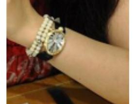 【悲報】水樹奈々さん300万円の腕時計