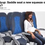 『【旅の道具~未来の飛行機シートとLCC】』の画像