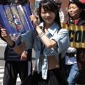 2013年横浜開港記念みなと祭国際仮装行列第61回ザよこはまパレード その60(横浜ビー・コルセアーズ)