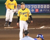 【阪神】西勇 自己ワーストタイ4被弾&3つの「今季初」で3勝目ならず