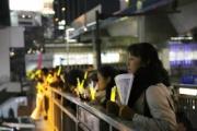 「慰安婦問題を解決しなければ、今日本で起きている性暴力を解決できない」…日本の良心的市民たちが渋谷でろうそく集会