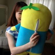 【画像】モー娘。 石田亜佑美さんがふなっしーの秘部をパックリ開いてコッチを見てるwwwwww アイドルファンマスター