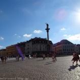 『ポーランド旅行記36 【世界遺産】復元された街並みと洗礼者ヨハネ大聖堂が美しい』の画像