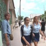 『【画像】キューバのJK、ぐうシコwwwwwwwwwww』の画像