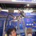 最先端IT・エレクトロニクス総合展シーテックジャパン2014 その38(オムロン・ラリー継続卓球ロボット)