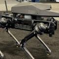 【軍事】狙撃ライフルを装備した四足歩行ロボットが登場、6.5mm弾で射程距離1.2km
