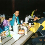 『1998年 5月16~17日 移動運用・HF主体:碇ヶ関村・久吉ダム親水公園』の画像