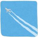 【空自】ブルーインパルスが29日に都心飛行(終了) 新型コロナで医療者らに感謝★4
