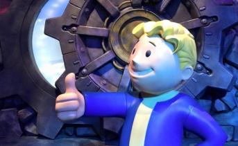 E3 ベセスダブース関連の写真と動画