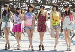 フェアリーズの新曲「BLING BLING MY LOVE」のMVが公開!夏っぽくて可愛い!