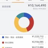 『我が家の金融資産が1000万円を超えて思うこと』の画像