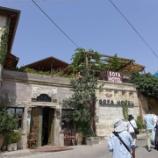 『トルコ旅行記17 川マス食べて涼しいカイマクル地下都市を観光』の画像