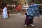 巫女さんが舞って水浸しになる『湯立て神事の舞』っていうのがある!~星田妙見宮で開催されてた『星祭り』~
