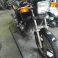 XZ400超珍しいバイクが入庫
