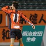 『【レノファ山口】山口一番‼完封勝利‼ MF高井和馬が試合を決める3点目‼クリーンシートで勝ち点3』の画像