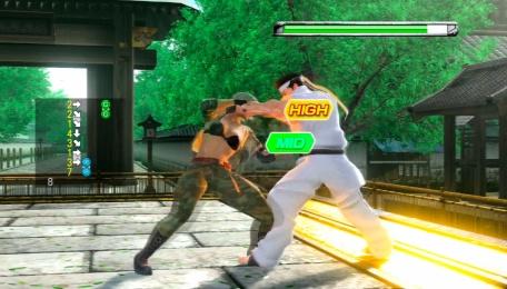 Virtua Fighter5 Final Showdown攻略