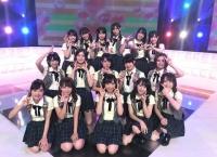 2/3放送の「AKB48 SHOW!」でチーム8が『抱きしめちゃいけない』を披露!