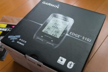 GARMIN EDGE510J