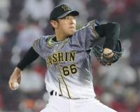 【悲報】また羽月に…阪神 3番手の小川が2点適時三塁打浴びる。