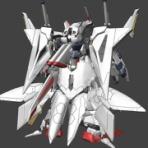 3D CGで3D ガンダムモデリング -3D GUNDAM MODELING-