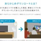 """『【WiiU/3DS】任天堂の""""あらかじめダウンロード""""は何時に配信開始されるのか?』の画像"""
